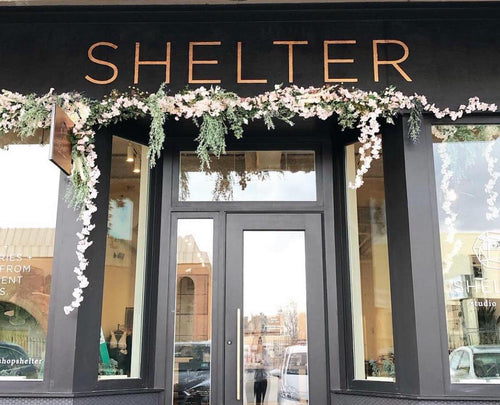 Visit our Stockist: SHELTER