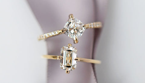Financing and payment plans for engagement rings