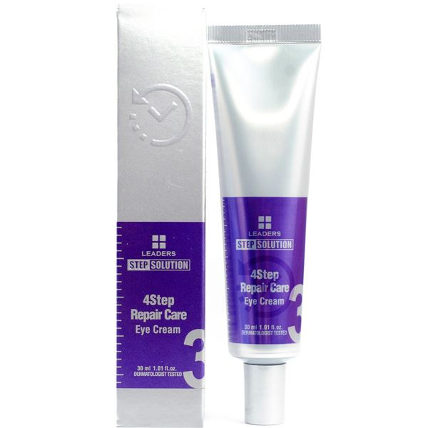 Leaders Step solution 4 step Repair care Eye Cream
