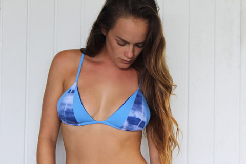 REI Top | BLUE TIEDYE & PERI/ROYAL | Limited Edition