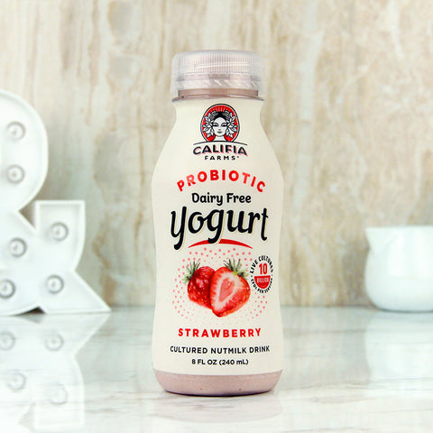 Califia Farms Yogurt Drink Strawberry 8oz