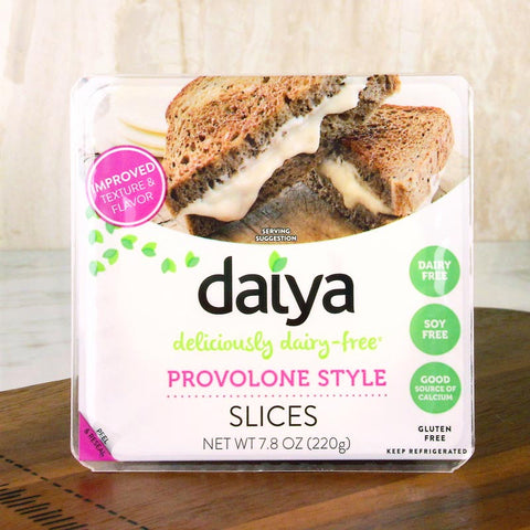 Daiya Cheese Style Slices Provolone