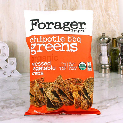 Forager Organic Vegetable Chips Chipotle BBQ