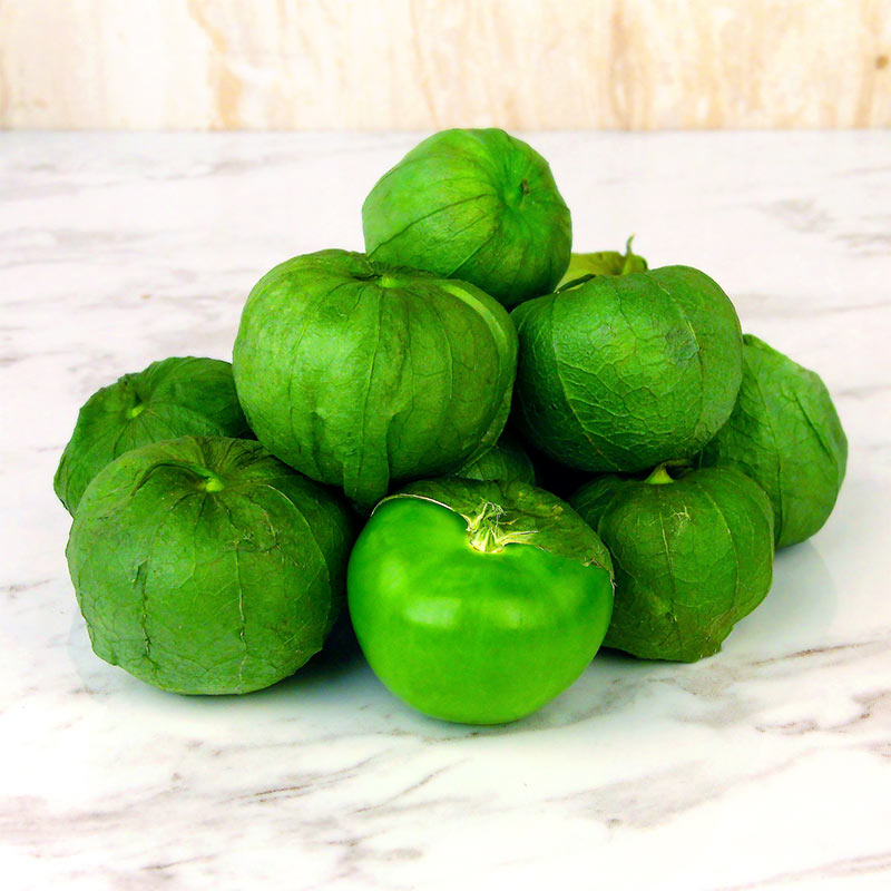 Pepper Tomatillo