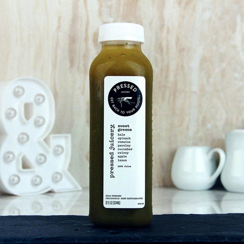 Pressed Juicery Greens 2 (Sweet Greens)