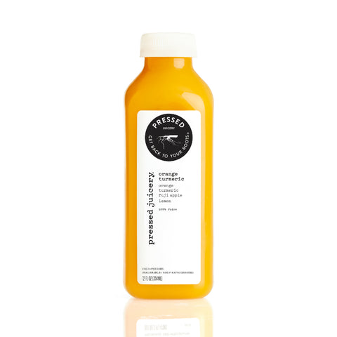 Pressed Juicery Fruits 1 (Orange, Turmeric)