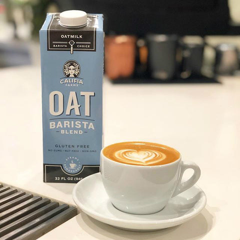 Califia Farms Barista Blend Oatmilk 32oz