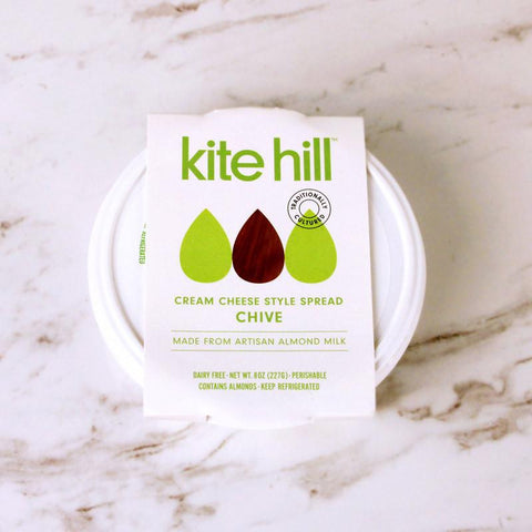 Cheese - Kite Hill Cream Cheese Style Spread Chive