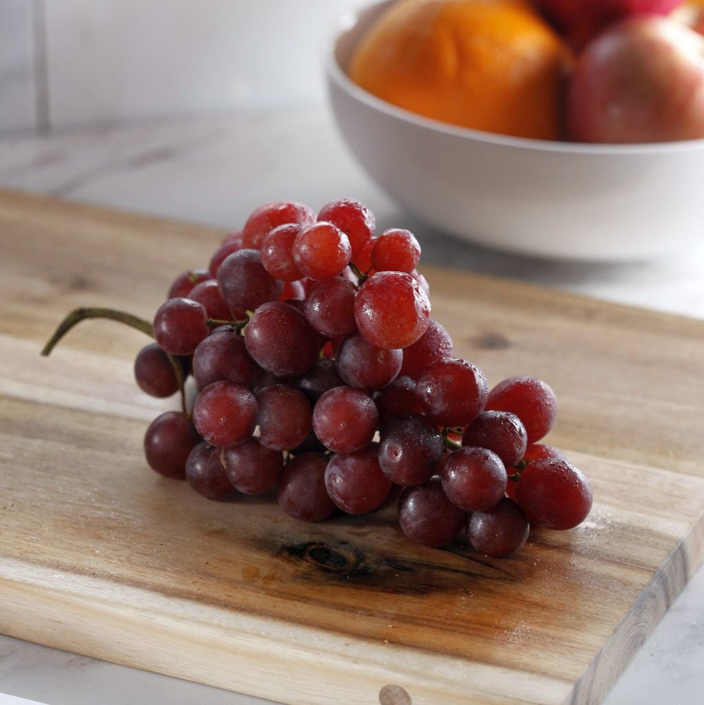 Red Seedless Grapes - Milk and Eggs - 1