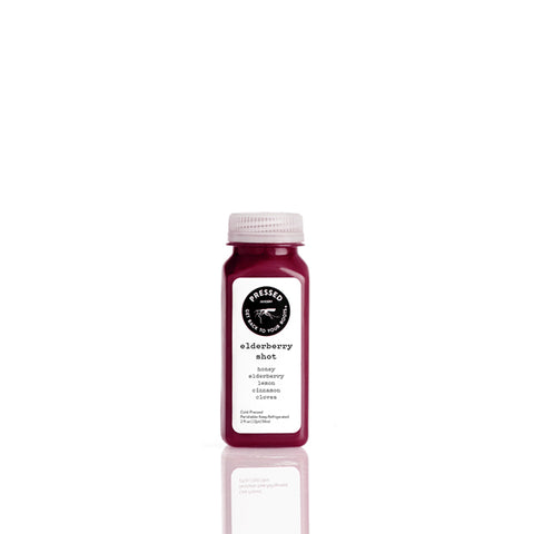 Pressed Juicery Shot Elderberry