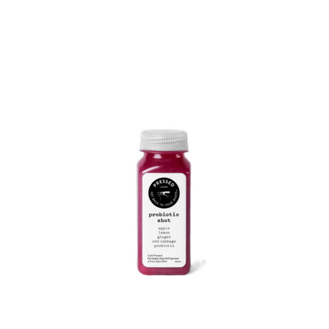 Pressed Juicery Shot Probiotic