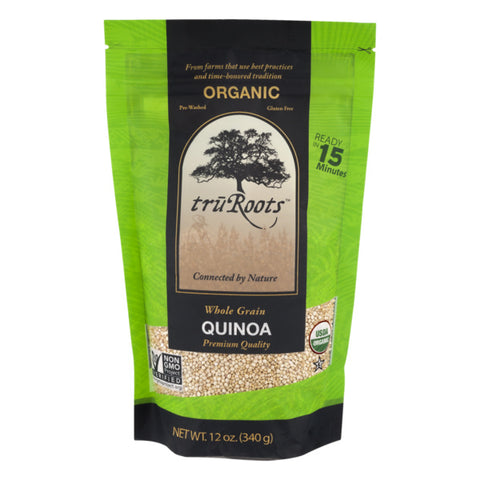 TruRoots Organic Whole Grain Quinoa