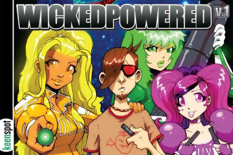 WICKEDPOWERED Vol. 1