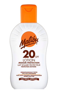 Malibu Sun Protection SPF20 Lotion – 200ml