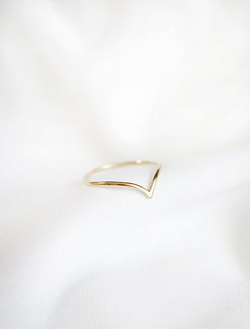 facet ring . micro