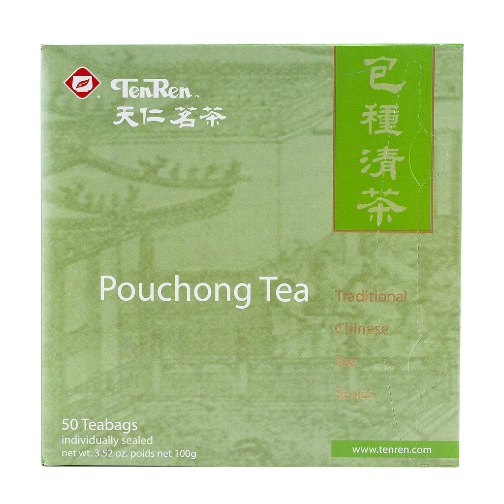 TEN REN'S POUCHONG TEA 天仁 清茶