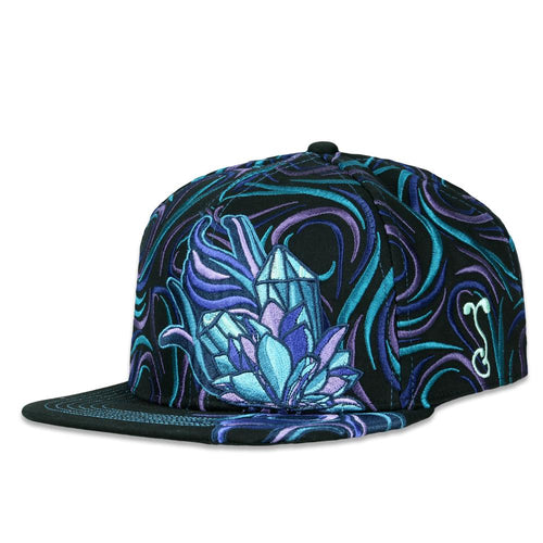 10th Anniversary Blue Fitted Hat