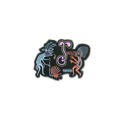 Shaman Ceremony Pin