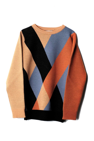 Luis Diamonds Jumper