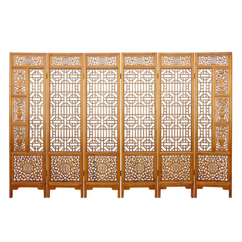 Chinese partition panel - Wall panel - door panel