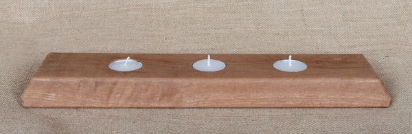 Blackbutt Candle Holder