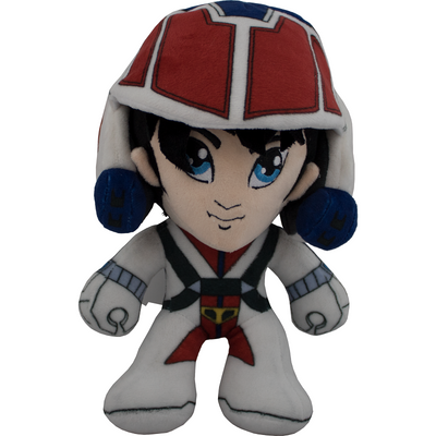 "Robotech Rick Hunter 10"" Plush Doll"