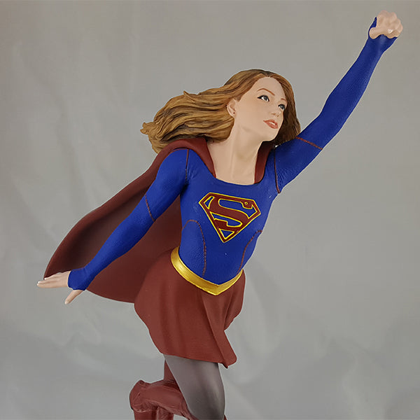 DC Comics Supergirl TV Statue