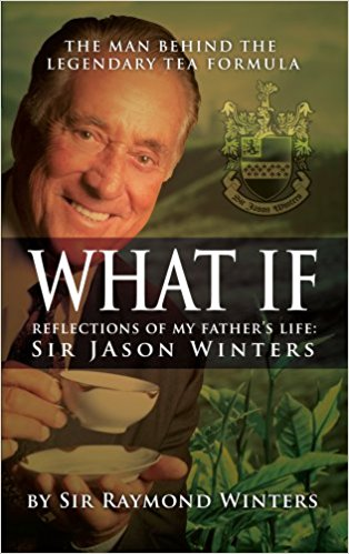 What If: Reflections Of My Father's Life by Sir Raymon Winters - Book Paperback