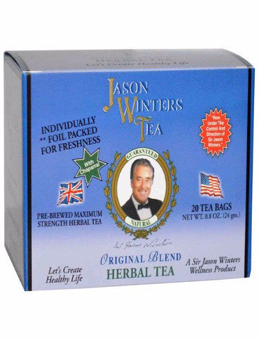 Chaparral Tea Bags (QTY 20) - Sir Jason Winters