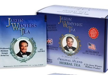 Sage (Original) Tea Blend Tea Bags (QTY 20) - Sir Jason Winters