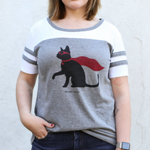 Brindle Market - Super Cat Women's Tee