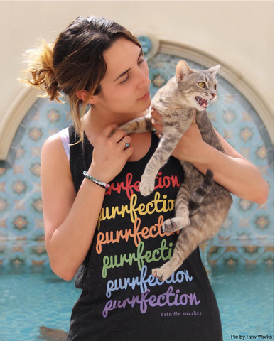 Purrfection - Unisex Tank