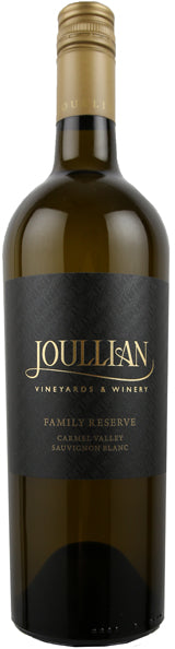 2017 JOULLIAN VINEYARDS & WINERY Family Reserve Sauvignon Blanc Sauvignon Blanc Carmel Valley California