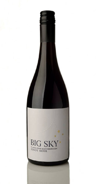 2014 Big Sky Wines Te Muna Pinot Noir Marlborough New Zealand