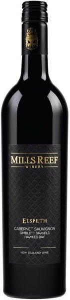 2016 Mills Reef Winery Elspeth Cabernet Sauvignon Gimblett Gravels Hawkes Bay