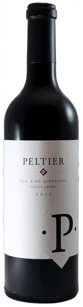 2016 Peltier Winery Old Vine Zinfandel Lodi California