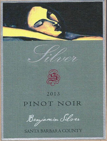 2013  Silver Wines Pinot Noir  Santa Barbara County California