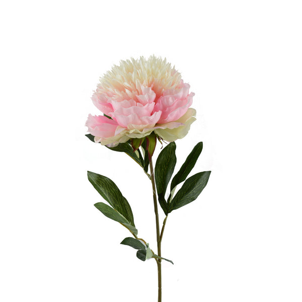 Artificial Flowers: Peony Light Pink