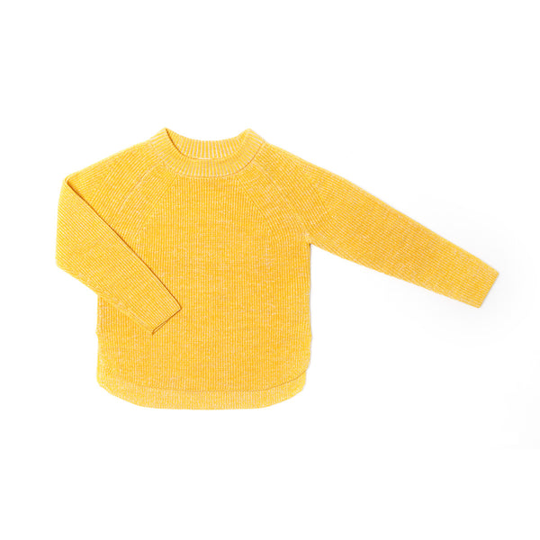 Smile Jumper Yellow