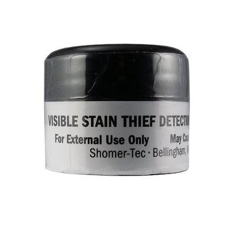 Staining theft powder is an excellent and inexpensive way to catch a crook.
