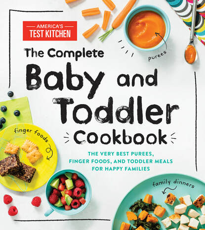 Parents Book | The Complete Baby and Toddler Cookbook - Books & Activities - Poshinate Kiddos Baby & Kids Products - awesome modern family recipe book