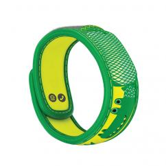Kids Mosquito Repellent | Wristband | Green Alligator