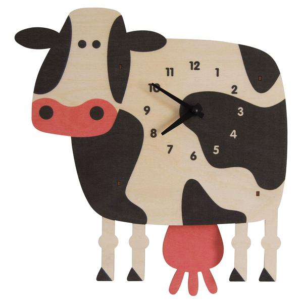 Pendulum Clock | Cow