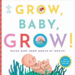 Kids Book | Grow Baby Grow! | Pop Up