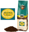 Royal Rum Pecan, Coffee - Mystic Monk Coffee