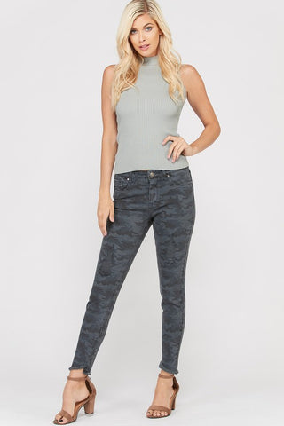 On the Hunt Skinny Jeans in Grey