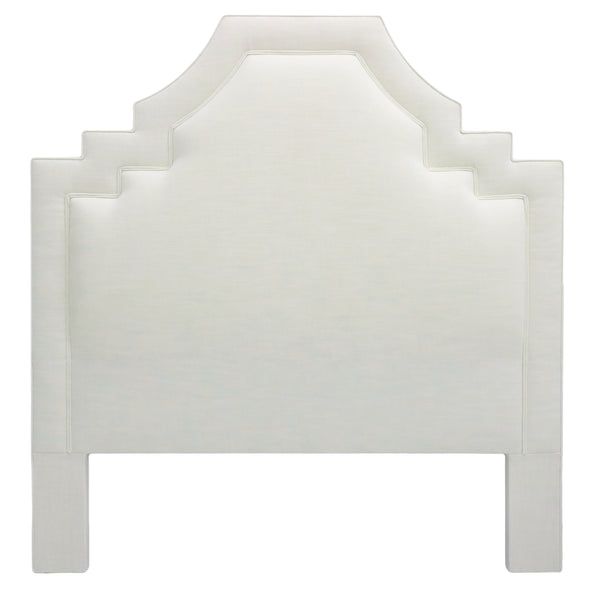 THE SOHO HEADBOARD : Signature Linen // Bone