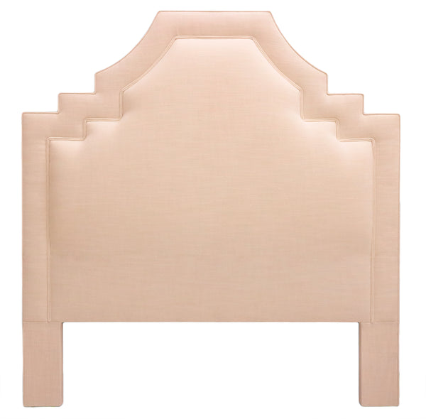 THE SOHO HEADBOARD : Signature Linen // Cameo