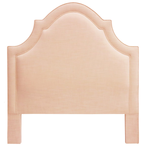 THE PLAZA HEADBOARD : Signature Linen // Cameo
