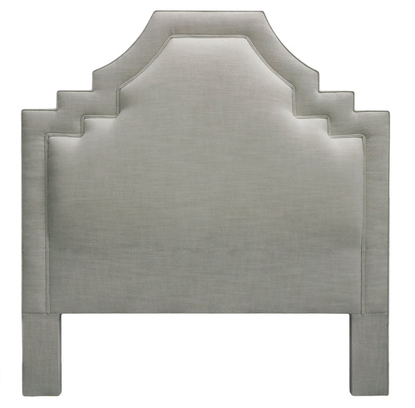 THE SOHO HEADBOARD : Signature Linen // Grey